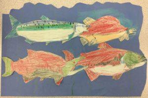Fish Art by Nathan